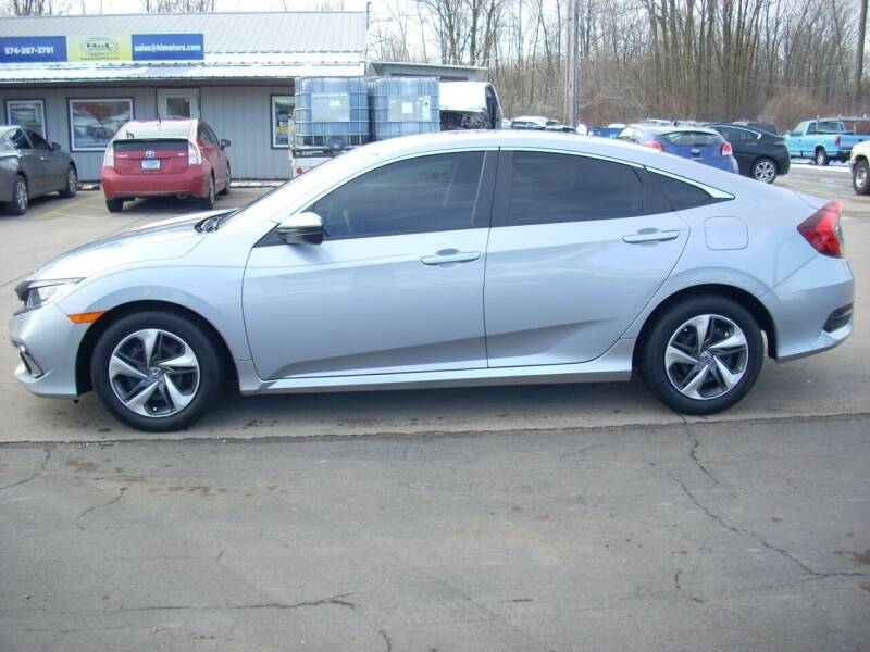 2020 Honda Civic for sale at H&L MOTORS, LLC in Warsaw IN