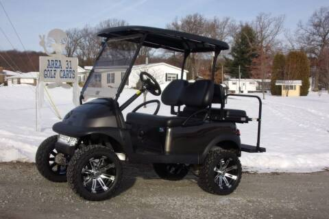 2016 Club Car Precedent 48 Volt 4 Passenger for sale at Area 31 Golf Carts - Electric 4 Passenger in Acme PA