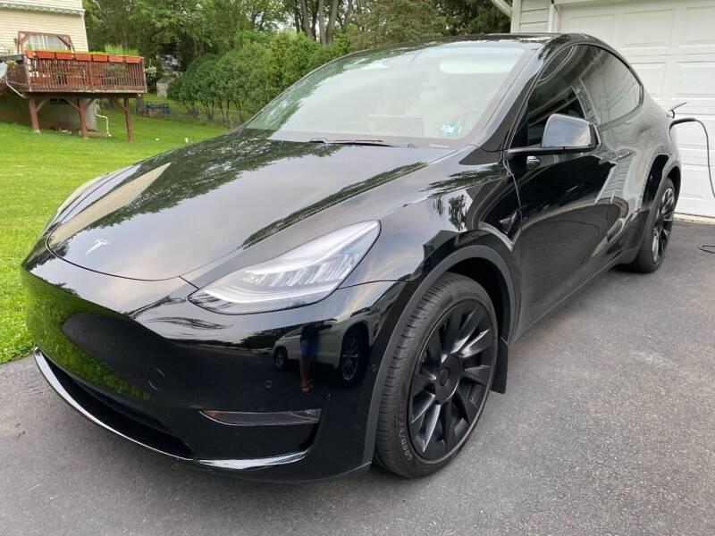 2020 Tesla Model Y for sale in Levittown, PA