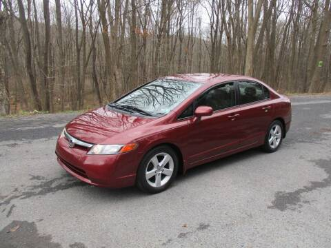 2008 Honda Civic for sale at W.R. Barnhart Auto Sales in Altoona PA