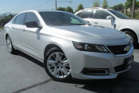 2015 Chevrolet Impala for sale at Tilleys Auto Sales in Wilkesboro NC