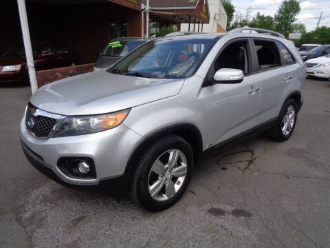 2013 Kia Sorento for sale at Cade Motor Company in Lawrenceville NJ