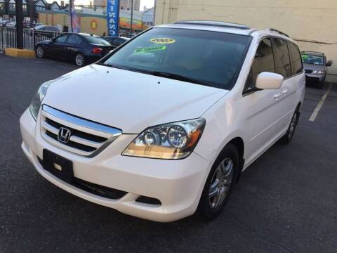 2007 Honda Odyssey for sale at Xpress Auto Sales & Service in Atlantic City NJ