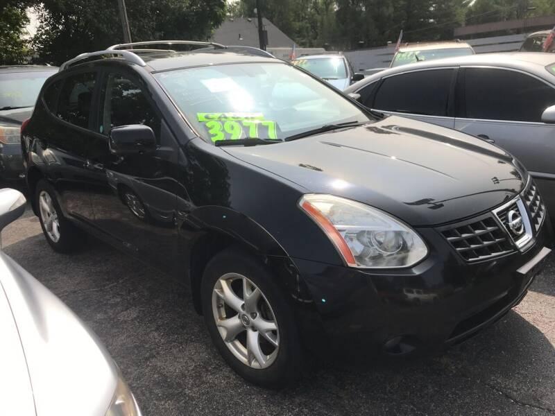 2009 Nissan Rogue for sale at Klein on Vine in Cincinnati OH