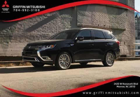 2022 Mitsubishi Outlander PHEV for sale at Griffin Mitsubishi in Monroe NC
