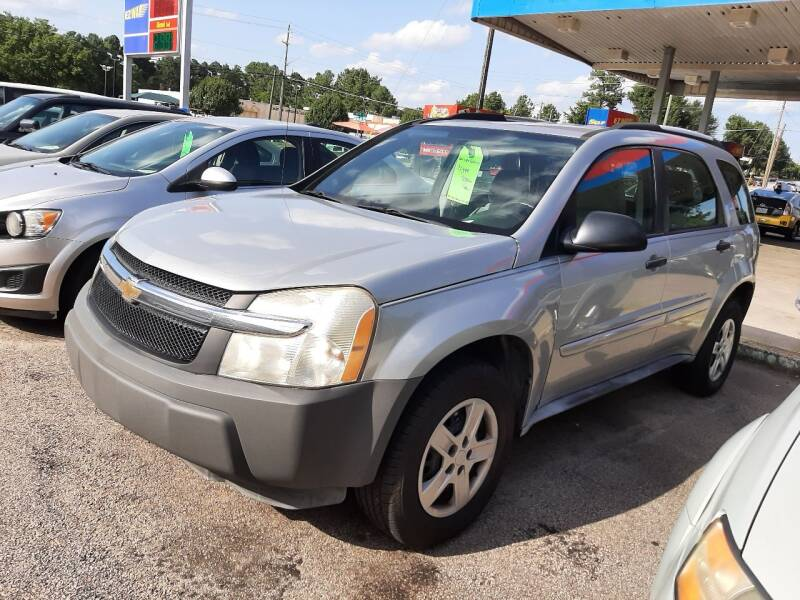 2005 Chevrolet Equinox for sale at All Star Auto Sales of Raleigh Inc. in Raleigh NC