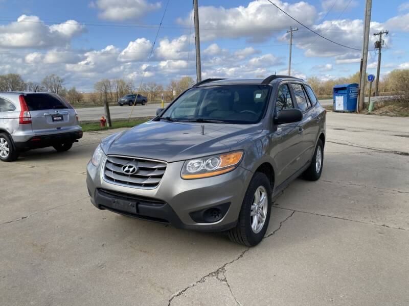 2011 Hyundai Santa Fe for sale at Newark Rides in Newark IL