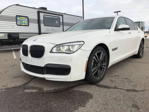 2015 BMW 7 Series for sale at Right Price Auto in Idaho Falls ID