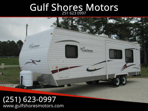 2008 Coachmen Spirit of America for sale at Gulf Shores Motors in Gulf Shores AL