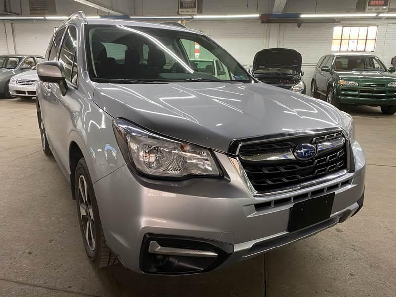 2018 Subaru Forester for sale at John Warne Motors in Canonsburg PA