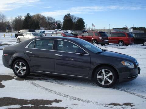 2012 Chevrolet Malibu for sale at North Star Auto Mall in Isanti MN