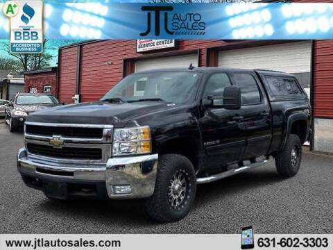 2009 Chevrolet Silverado 2500HD for sale at JTL Auto Inc in Selden NY