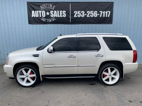 2009 Cadillac Escalade for sale at Austin's Auto Sales in Edgewood WA