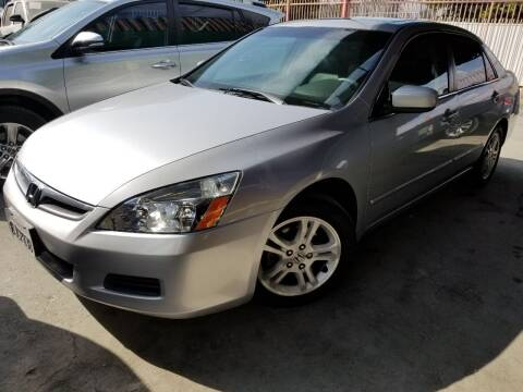 2007 Honda Accord for sale at Ournextcar/Ramirez Auto Sales in Downey CA