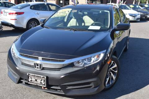 2017 Honda Civic for sale at Foreign Auto Imports in Irvington NJ