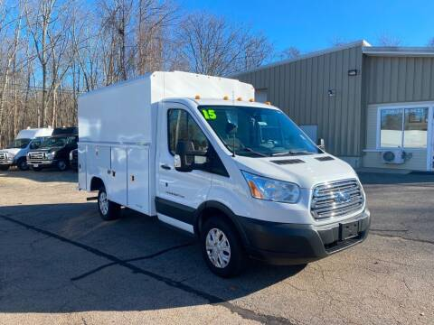 2015 Ford Transit Cutaway for sale at Auto Towne in Abington MA