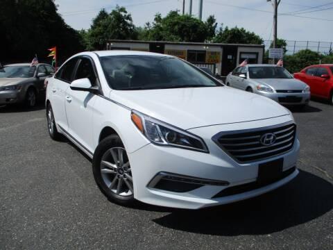 2015 Hyundai Sonata for sale at Unlimited Auto Sales Inc. in Mount Sinai NY