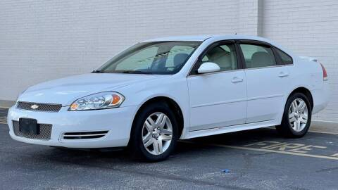 2012 Chevrolet Impala for sale at Carland Auto Sales INC. in Portsmouth VA