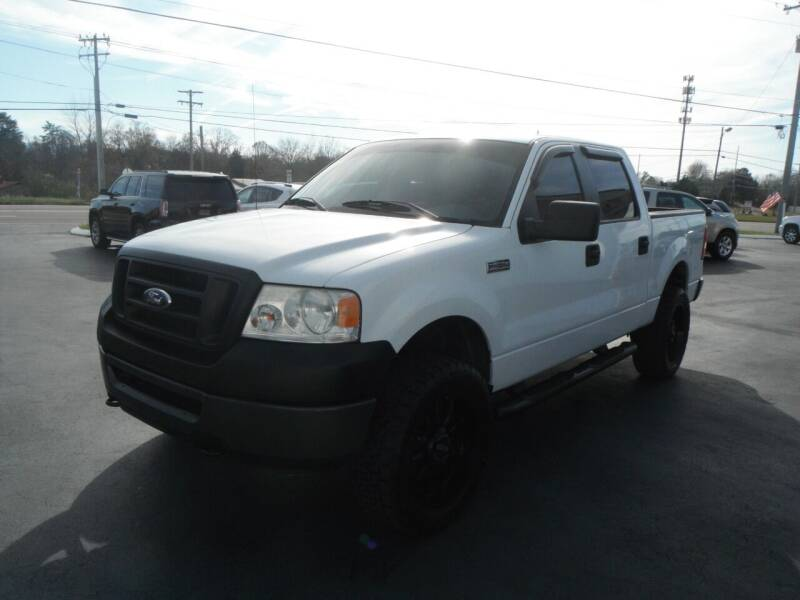 2008 Ford F-150 for sale at Morelock Motors INC in Maryville TN