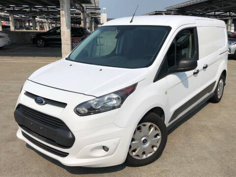 2015 Ford Transit Connect Cargo for sale at CITY MOTOR SALES in San Francisco CA