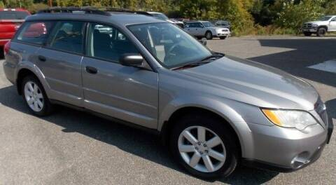 2009 Subaru Outback for sale at Bachettis Auto Sales in Sheffield MA