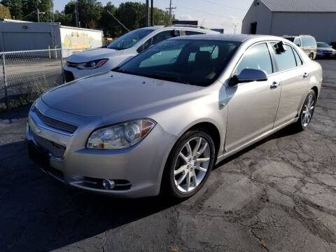 2008 Chevrolet Malibu for sale at Larry Schaaf Auto Sales in Saint Marys OH