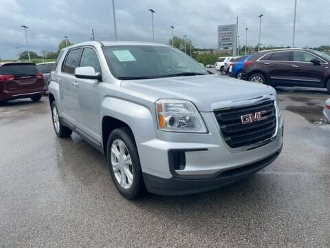 2017 GMC Terrain for sale at Mann Chrysler Dodge Jeep of Richmond in Richmond KY