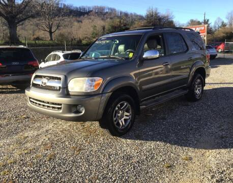 2007 Toyota Sequoia for sale at Arden Auto Outlet in Arden NC