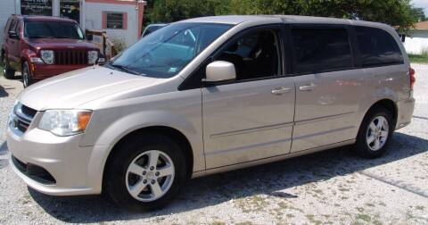 2013 Dodge Grand Caravan for sale at Taylor Car Connection in Sedalia MO