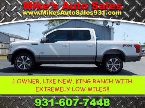 2019 Ford F-150 for sale at Mike's Auto Sales in Shelbyville TN