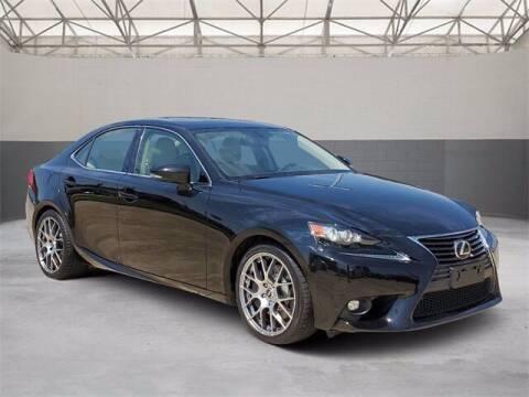2016 Lexus IS 300 for sale at Gregg Orr Pre-Owned Shreveport in Shreveport LA