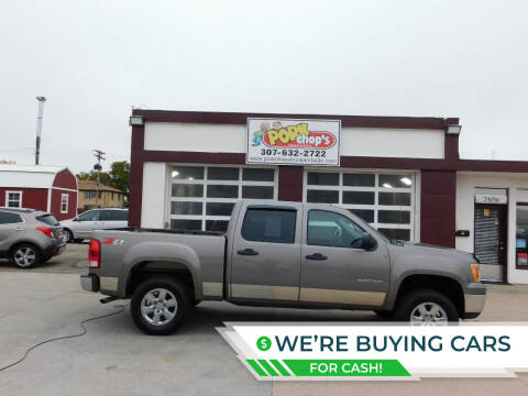 2013 GMC Sierra 1500 for sale at Pork Chops Truck and Auto in Cheyenne WY