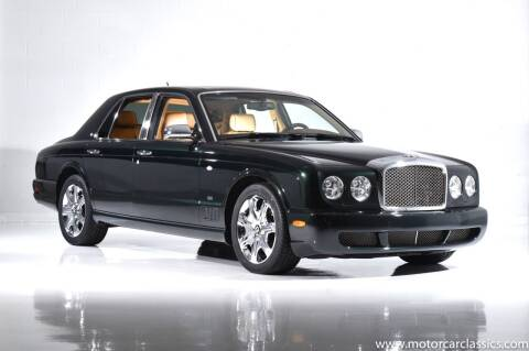2006 Bentley Arnage for sale at Motorcar Classics in Farmingdale NY