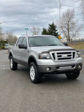 2007 Ford F-150 for sale at Washington Auto Sales in Tacoma WA
