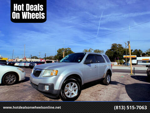 2010 Mazda Tribute for sale at Hot Deals On Wheels in Tampa FL