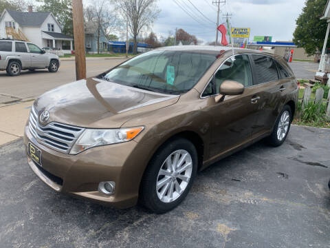 2009 Toyota Venza for sale at PAPERLAND MOTORS - Fresh Inventory in Green Bay WI