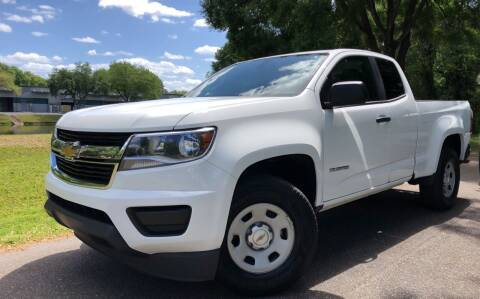 2015 Chevrolet Colorado for sale at Powerhouse Automotive in Tampa FL