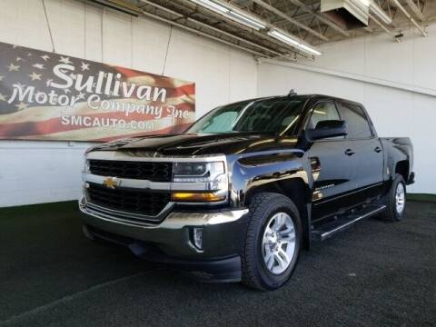 2017 Chevrolet Silverado 1500 for sale at SULLIVAN MOTOR COMPANY INC. in Mesa AZ