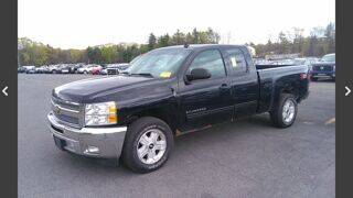 2013 Chevrolet Silverado 1500 for sale at Franklyn Auto Sales in Cohoes NY