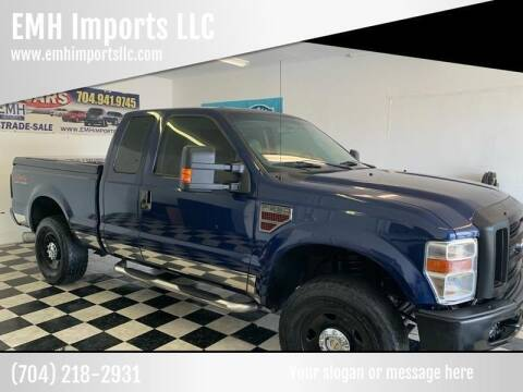 2008 Ford F-250 Super Duty for sale at EMH Imports LLC in Monroe NC