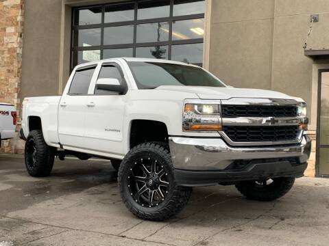2017 Chevrolet Silverado 1500 for sale at Unlimited Auto Sales in Salt Lake City UT