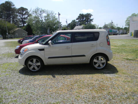 2011 Kia Soul for sale at SeaCrest Sales, LLC in Elizabeth City NC