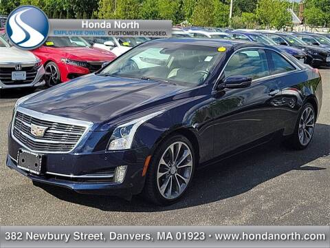2015 Cadillac ATS for sale at 1 North Preowned in Danvers MA
