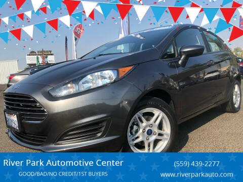 2019 Ford Fiesta for sale at River Park Automotive Center in Fresno CA