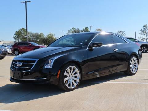 2019 Cadillac ATS for sale at Ron Carter  Clear Lake Used Cars in Houston TX