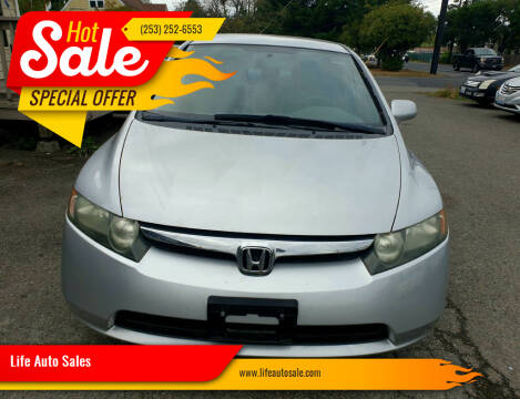 2008 Honda Civic for sale at Life Auto Sales in Tacoma WA