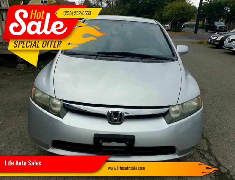 2008 Honda Civic for sale at Life Auto Sales in Tacoma WA