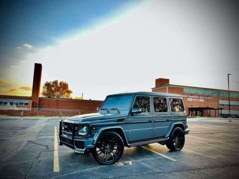 2005 Mercedes-Benz G-Class for sale at ARCH AUTO SALES in St. Louis MO