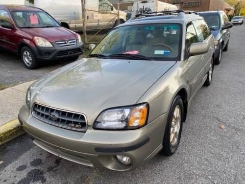 2003 Subaru Outback for sale at Drive Deleon in Yonkers NY