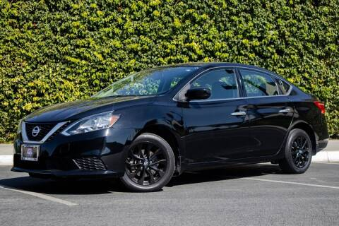 2018 Nissan Sentra for sale at 605 Auto  Inc. in Bellflower CA